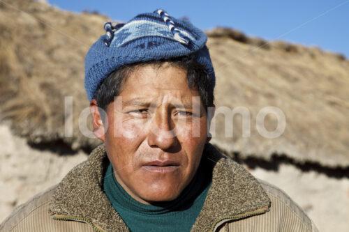 Alpaka-Hirte (Peru, CIAP) - lobOlmo Fair-Trade-Fotoarchiv