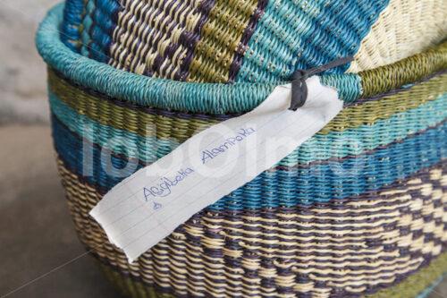 Bolgakorb (Ghana, TradeAID) - lobOlmo Fair-Trade-Fotoarchiv