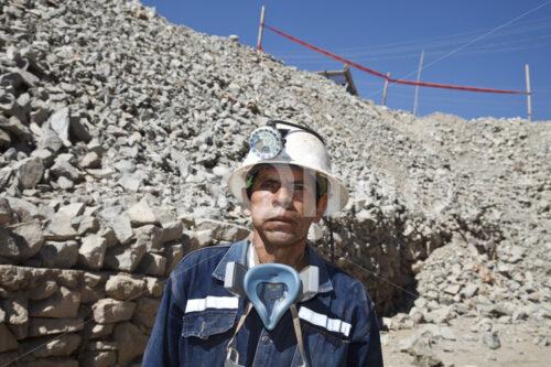 Goldgräber (Peru, SOTRAMI) - lobOlmo Fair-Trade-Fotoarchiv