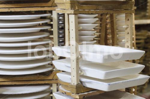 Keramik-Rohlinge (Palästina, BFTA) - lobOlmo Fair-Trade-Fotoarchiv