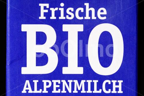 Kuhmilch (Deutschland, Molkerei BGD) - lobOlmo Fair-Trade-Fotoarchiv