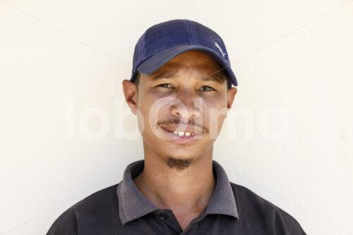 Weingut-Mitarbeiter (Südafrika, Stellar Organics) - lobOlmo Fair-Trade-Fotoarchiv